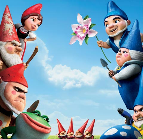 News coloriez.com : Gnomeo et Juliette
