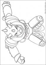 Coloriage d'Atlas