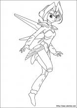Coloriage d'Epsilon