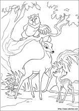 Coloriage bambi 2 choisis tes coloriages bambi 2 sur - Coloriez com images coloriages ...