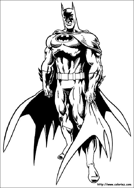 Index Of Images Coloriage Batman