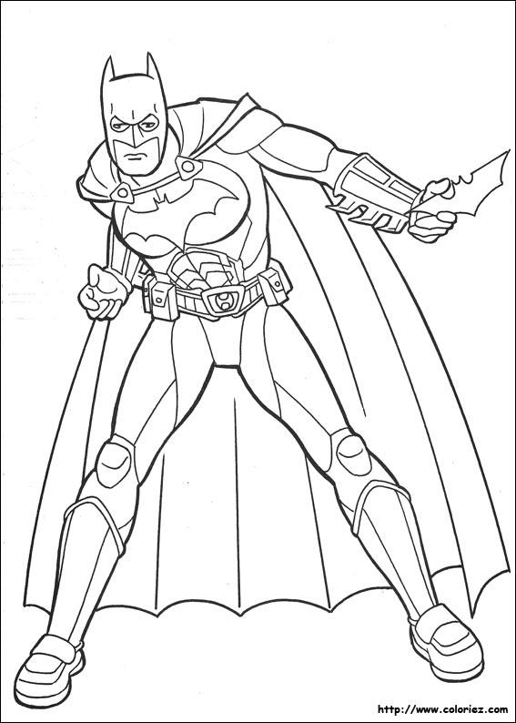 Photo Coloriage Batman.Index Of Images Coloriage Batman