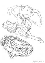 Coloriage Beyblade Imprimer.Index Of Images Coloriage Beyblade Miniature