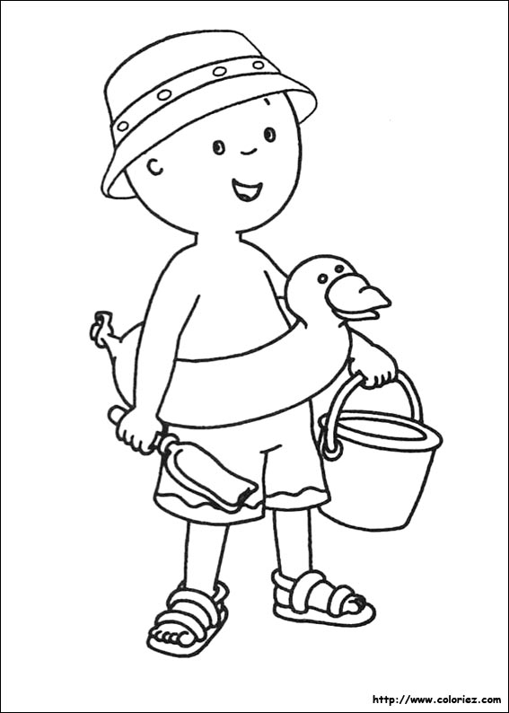 Index of images coloriage caillou - Caillou coloriage ...