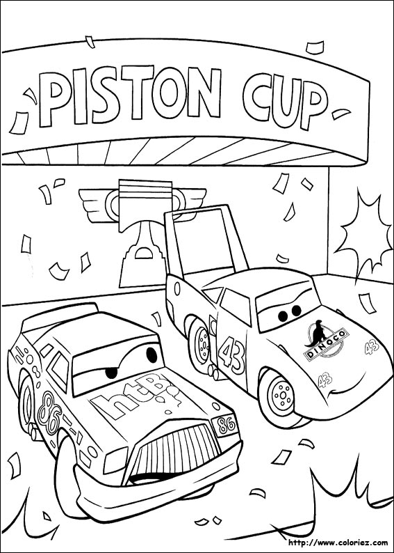 coloriage cars 3515jpg