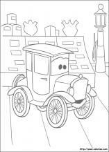 Coloriage cars choisis tes coloriages cars sur coloriez com - Coloriage martin cars ...