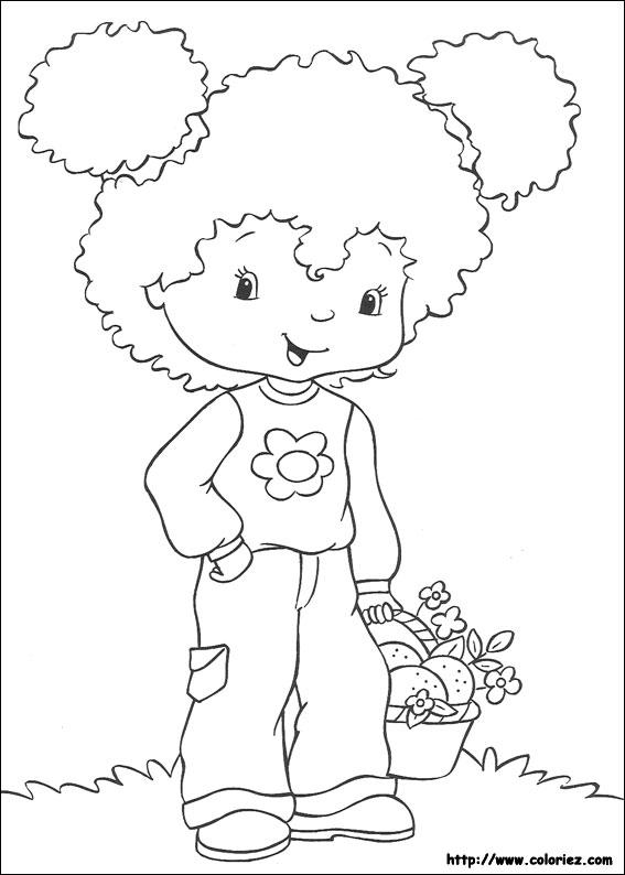 Coloriage Fleur Doranger.Coloriage Portrait De Fleur D Oranger
