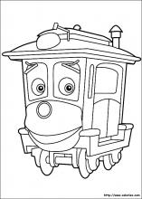Zephie de Chuggington