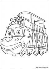 Mtambo de Chuggington