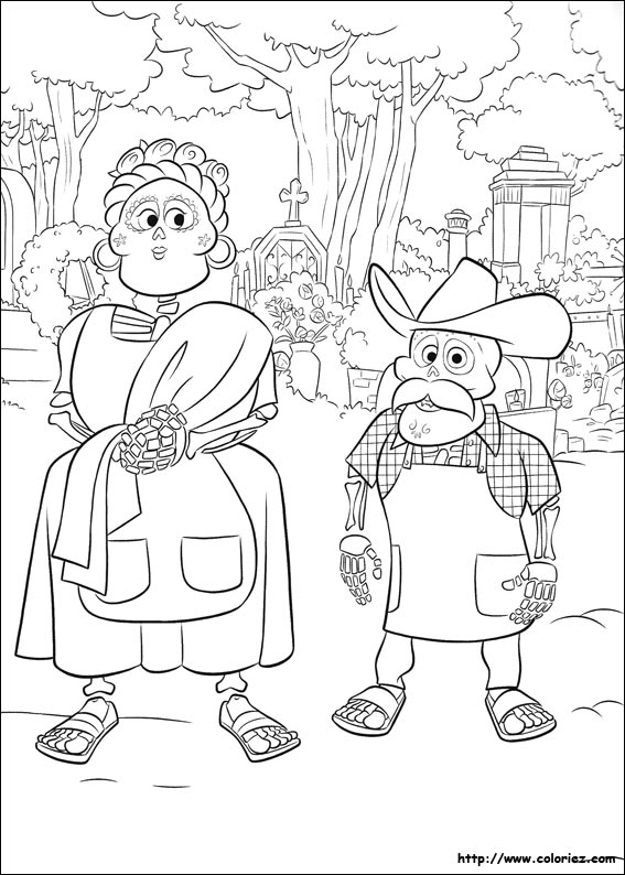 Index Of Images Coloriage Coco