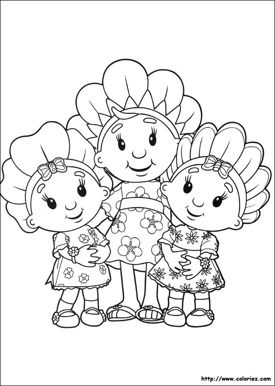 fifi coloring pages - photo#18