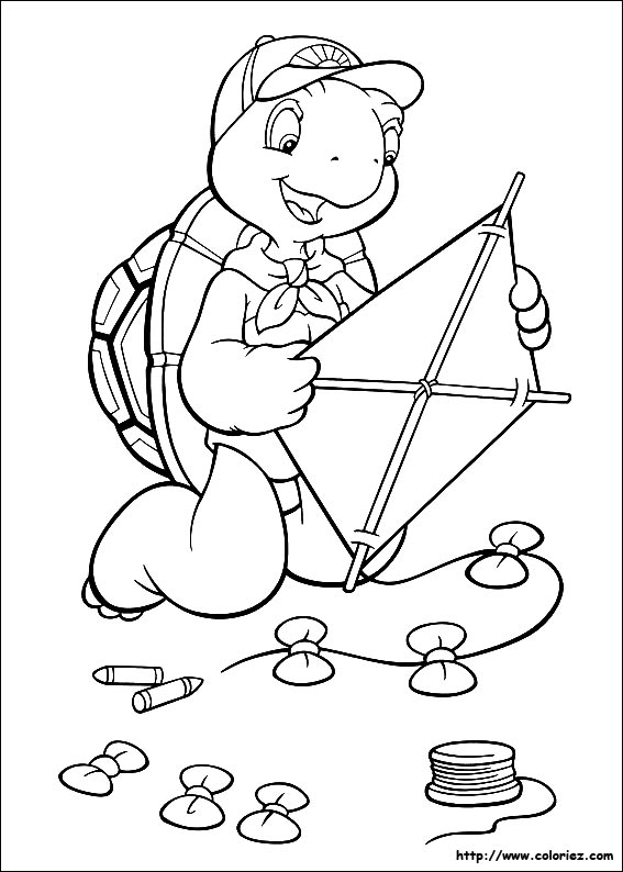 Index of /images/coloriage/franklin