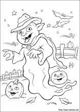 Fantôme terrifiant