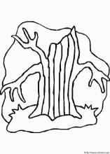 arbre fantomatique