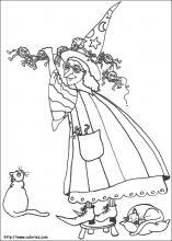 Ninon Poutouille la sorcière
