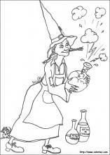 Lili Boum la sorcière