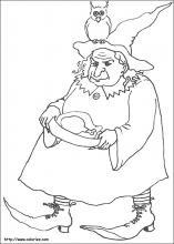 Eugénie Coucou la sorcière