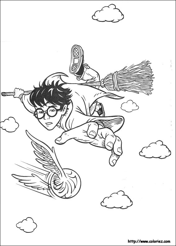 Index Of Images Coloriage Harry Potter