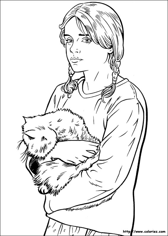 Harry Ron Hermione Coloring Pages Coloring Pages Hermione Coloring Pages