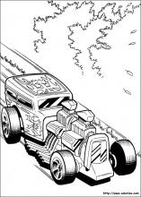 Index Of Images Coloriage Hot Wheels Miniature