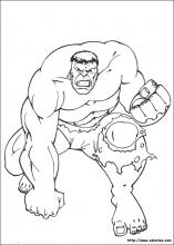 coloriage hulk choisis tes coloriages hulk sur coloriez com