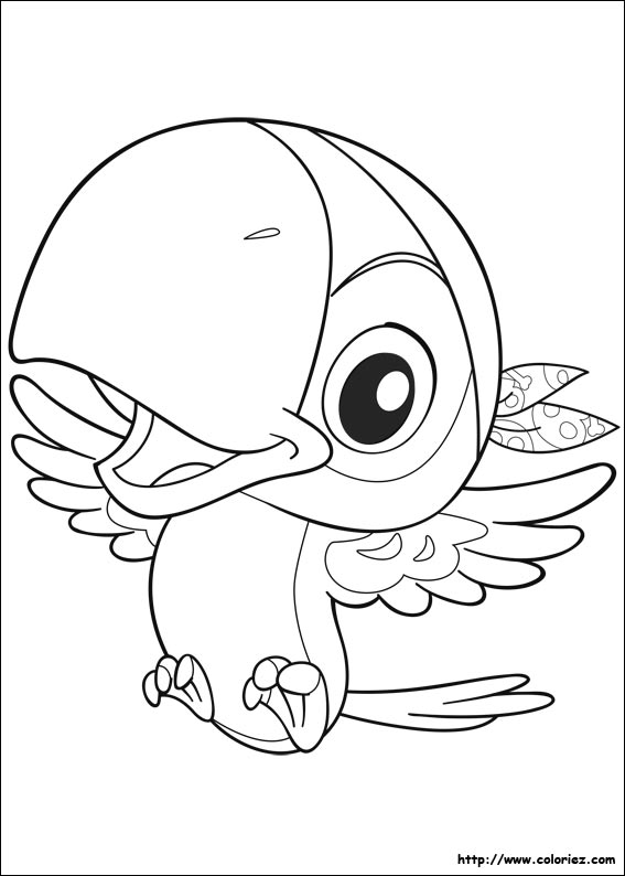 Coloriage skully for Jake and the pirates coloring pages