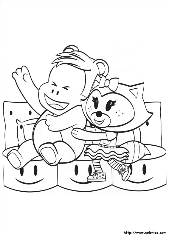 julius jr printable coloring pages - photo#28