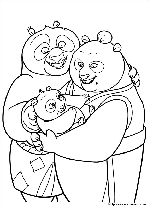 Coloriage Gratuit Kung Fu Panda.Index Of Images Coloriage Kung Fu Panda 2