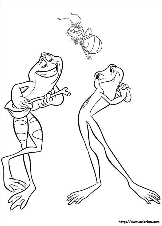 Dessin colorier princesse peach - Coloriage la princesse et la grenouille ...