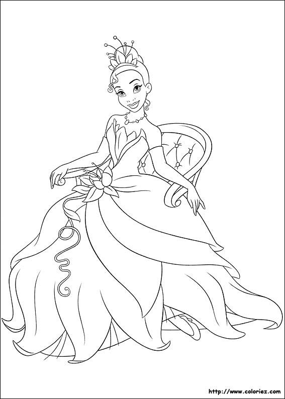 normal princess coloring pages | coloriage disney princesse