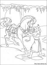 Coloriage La reine des neiges, choisis tes coloriages La ...