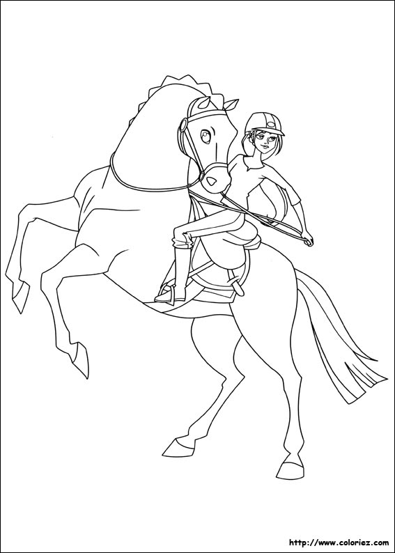 Coloriage Le Ranch Choisis Tes Coloriages Le Ranch Sur