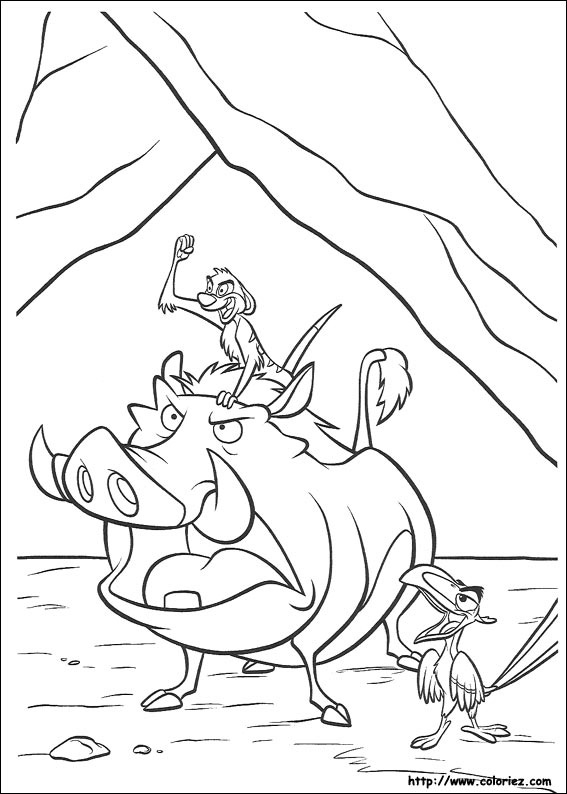 timon et pumba rencontre simba