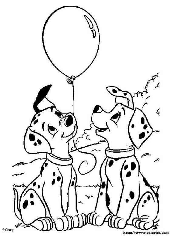 comment dessiner les 101 dalmatiens