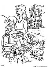 dessin des 101 dalmatiens