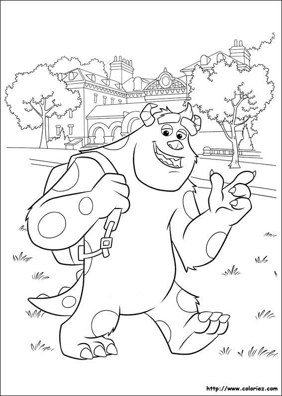 uni coloring pages - photo#2