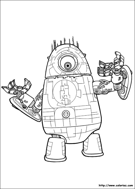 alien zombie coloring pages - photo#11