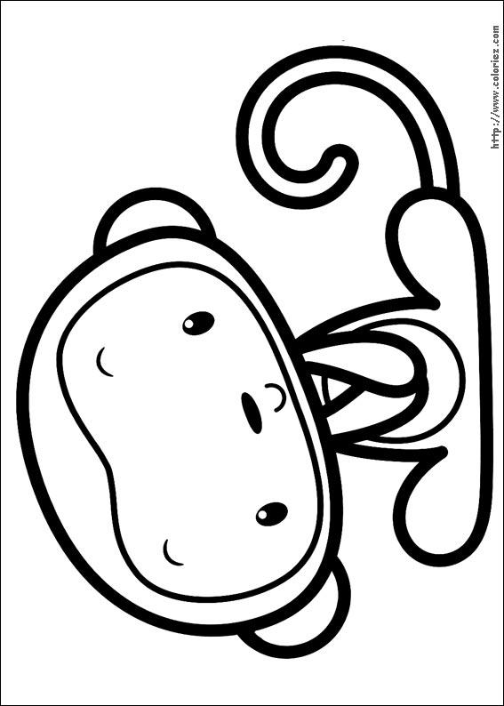 coloriage de hoho le roi du calin hoho est tout petit - Coloriage Tout Petit