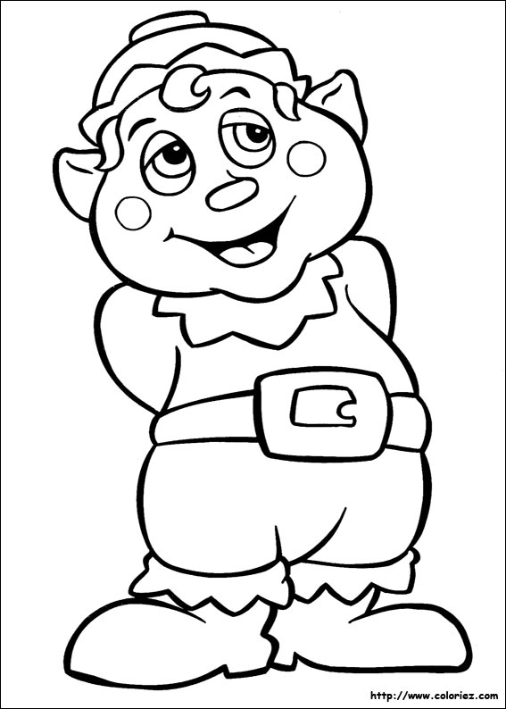 christmas in italy coloring pages - photo#32
