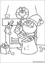 Kleurplaat Kerst En Nieuwjaar 2017 Coloriage No 235 L Page 2 Choisis Tes Coloriages No 235 L Page