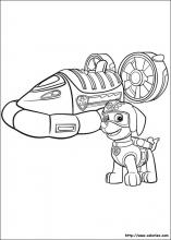 Index Of Images Coloriage Paw Patrol Miniature