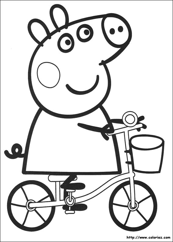 Index Of Images Coloriage Peppa Pig