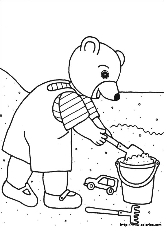 Index Of Images Coloriage Petit Ours Brun