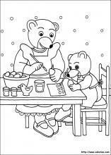 Coloriage petit ours brun choisis tes coloriages petit - Coloriage petit ours brun a imprimer ...