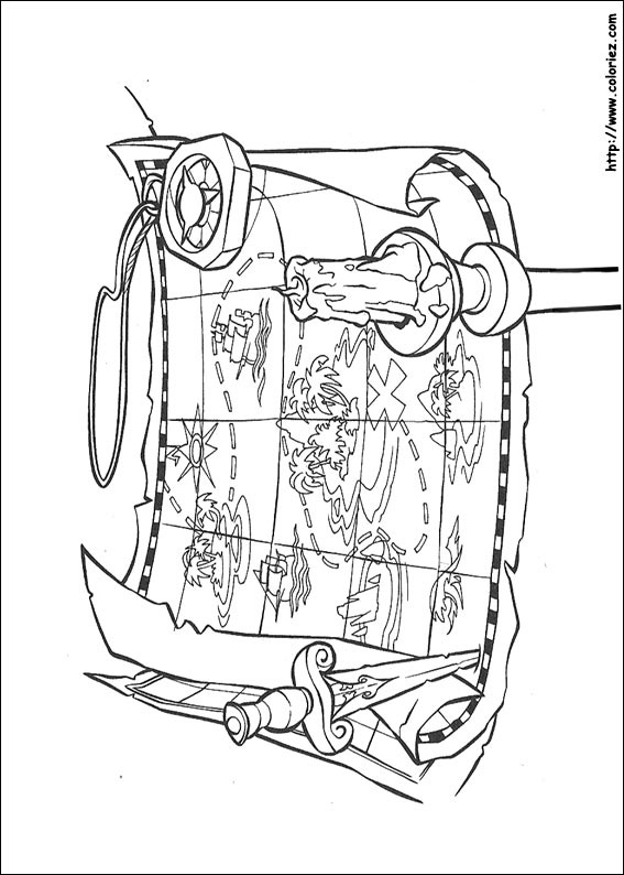 index of images coloriage pirates des caraibes