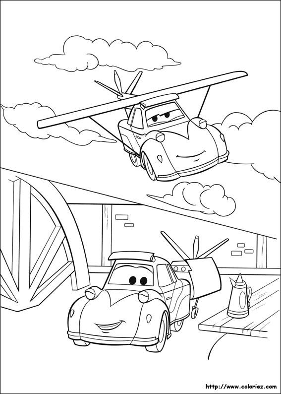 coloriage planes 129