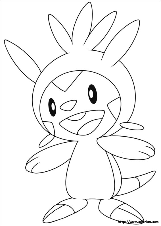 Coloriage marisson - Dessins pokemon ...