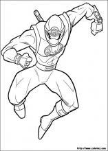 Coloriage Power Rangers Choisis Tes Coloriages Power Rangers Sur