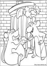 comment dessiner ratatouille