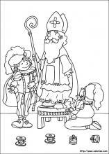 Coloriages de saint nicolas choisis ton coloriage de saint nicolas sur coloriez - Nicolas kleine architect ...